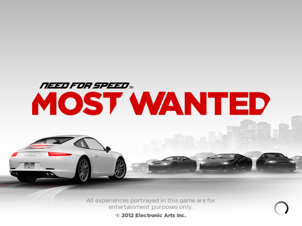 Need For Speed Most Wanted Android PC Latest 2017